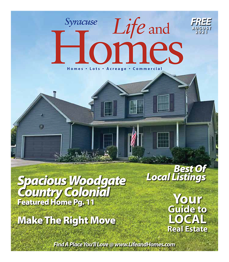 LifeandHomes Syracuse NY August 2021